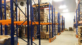 Услуги склада по ответственному хранению замороженной продукции